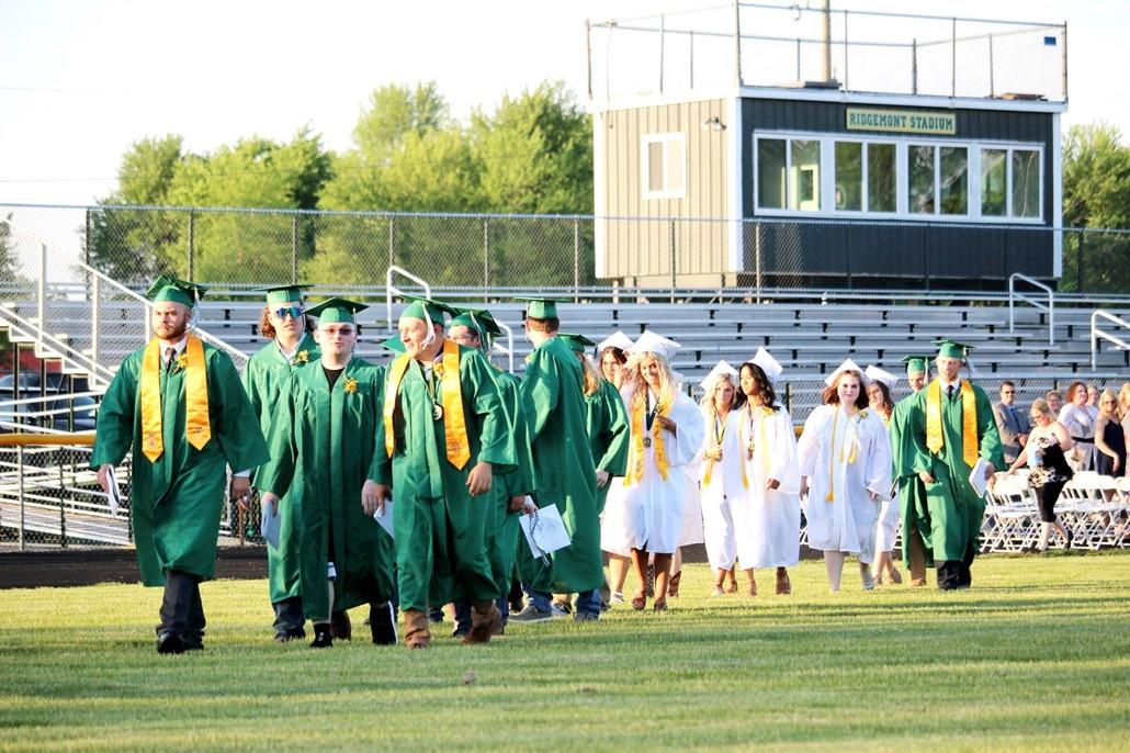 Class of 2021 Final Walk